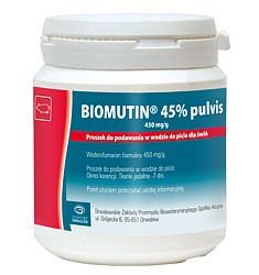 Біомутін 45%