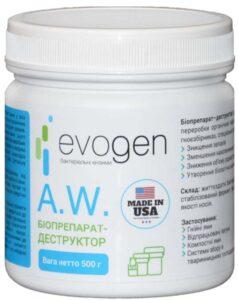 Евоген біопрепарат для зменшення запаху